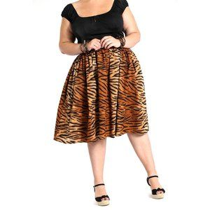 Hell Bunny Tora 50's Skirt
